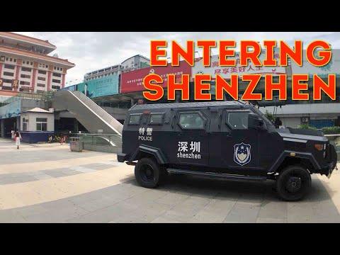 Guide: Entering Shenzhen, China