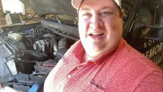 Christian's Nissan Armada caught fire!!! (Big Insurance claim)