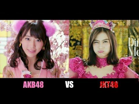 AKB48 or JKT48?? Part 2 [PV/MV]