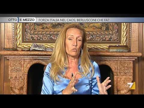 Otto e mezzo - Forza Italia nel caos, Berlusconi che fa? (Puntata 03/04/2015)