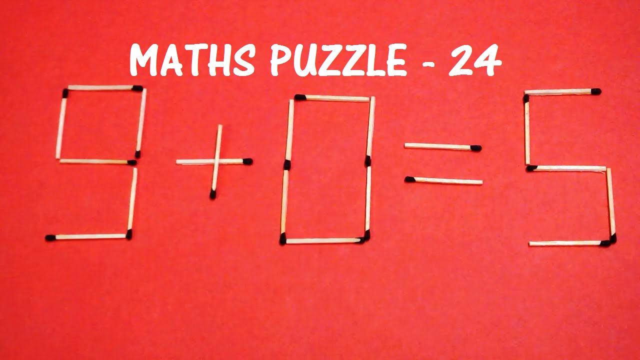 matchstick coursework overview maths Using arrays to show multiplication concepts: overview students can more readily develop an understanding of multiplication concepts if they see visual representations of the computation process.