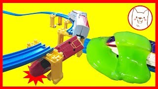【新幹線変形ロボ シンカリオン THE ANIMATION】コードネーム「ゴジラ」が登場!E3つばさ、E5はやぶさ、E6こまち、E7かがやきがトラブルで出動できず...