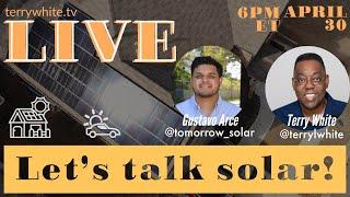 Let's Talk Solar!