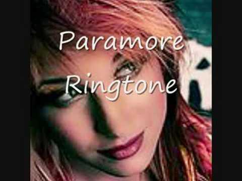 Paramore Ringtone