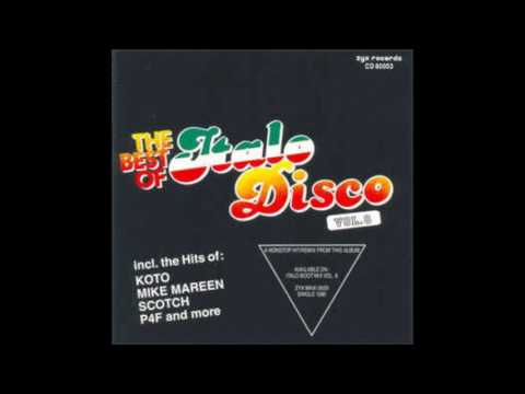 The Best Of Italo Disco Vol 8