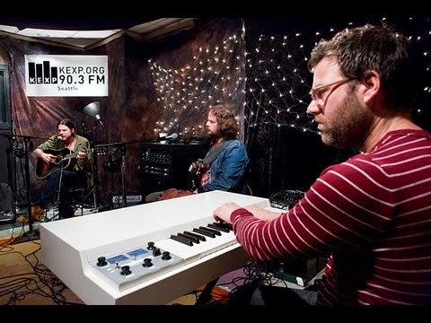Jonathan Wilson - The Ballad Of The Pines (Live on KEXP)
