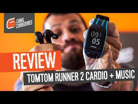 Review TomTom Runner 2 Cardio + Music