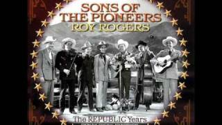 The Republic Years - Sons of the Pioneers - Bob Nolan