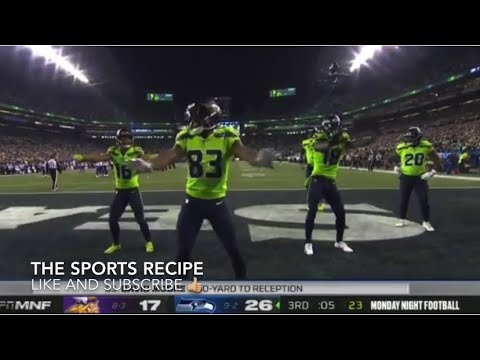CK - VIDEO: New Edition Inspires Seahawks TD Celebration