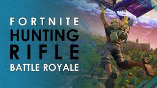 Fortnite   Getting Better with the NLB er Hunting Rifle   Crispy Clips