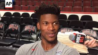 Bulls Star Jimmy Butler Looks Forward To Playing With Team USA In Chicago