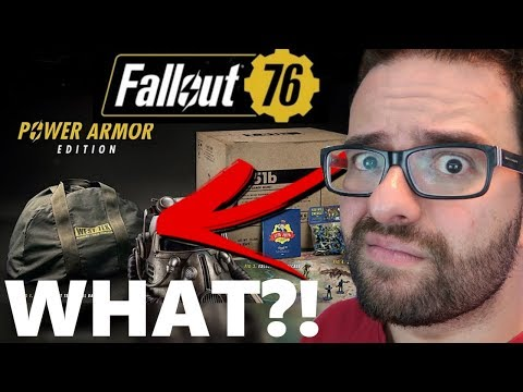 Bethesda SCAMS Fallout 76 buyers (and it gets WORSE)