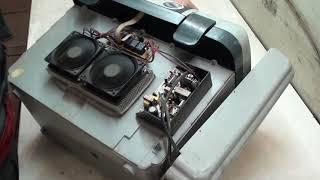видео Ремонт термоэлектрических холодильников