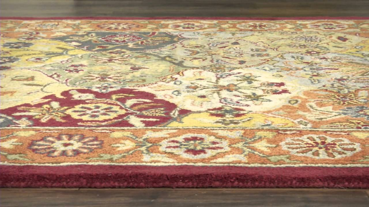 Safavieh Heritage Rug Collection Hg510b 5