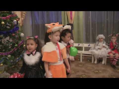 Музыкальная сказка В гости к Деду Морозу