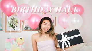 Birthday Haul! What I Got For My Birthday!