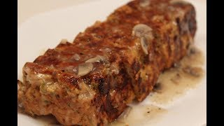 Chicken Meat Loaf | Sanjeev Kapoor Khazana