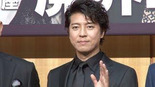 上川隆也、溝端淳平らが出演する舞台『魔界転生』の製作発表が行われた...