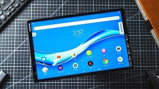 Lenovo Tab M10 FHD Plus Test: Eine Samsung Alternative? | Deutsch