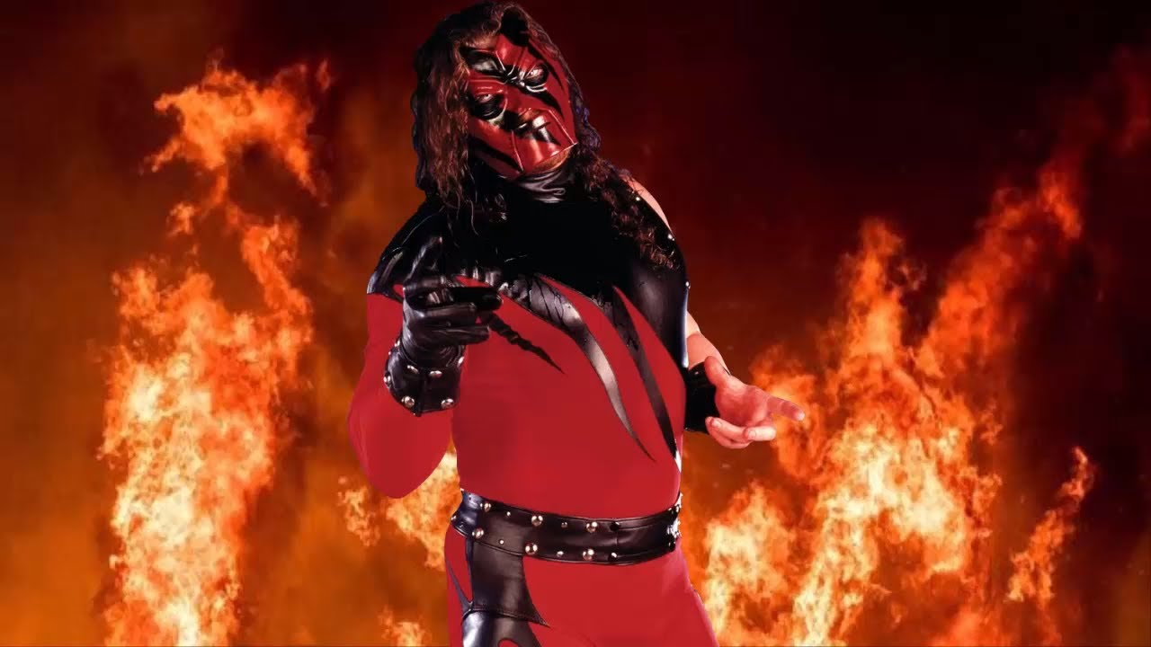 Wwe Kane All Theme Songs From 1997 2020 Theme Song Kane Wwe Wrestling Wwe