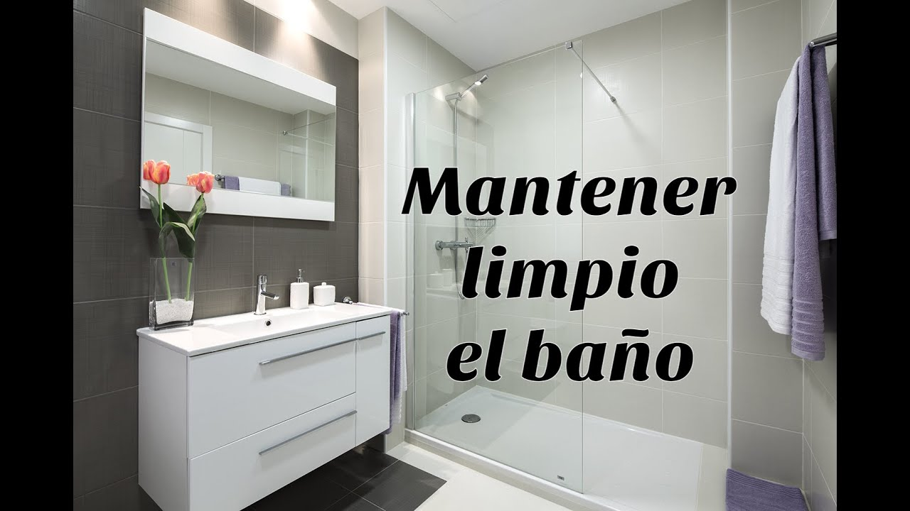 Spray para mantener limpio el ba o daily cleaner shower ecodaisy youtube - Cosas para el bano ...