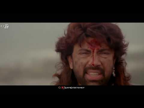 Adavadi Tamil Movie | Scene | End Credit Climax & Radha Fire Accident