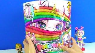 Mega große Poopsie Surprise DIY Slime 20 Überraschungen Einhorn Baby LOL Shoppies Puppen