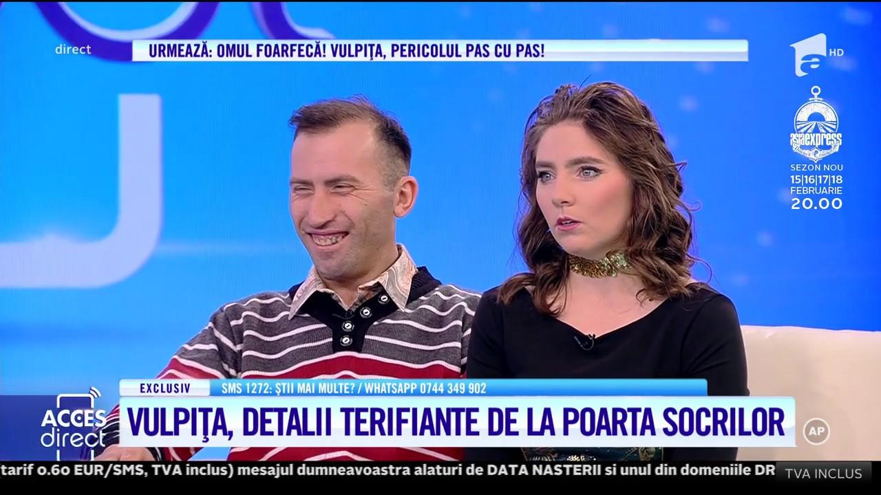 Soția Vulpiță a pus ochii pe cântărețul de manele Bogdan de la Ploieşti