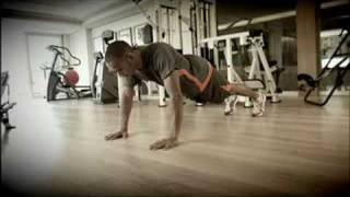 Lewis Hamilton Training Video