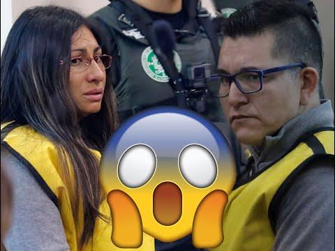 PROFE NIBALDO...Hablan los acusados en el juicio oral !!