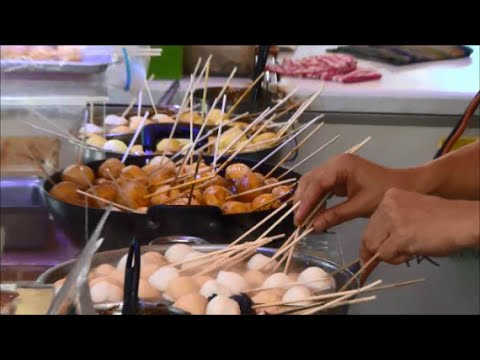 Hong Kong Street Food. The Amazing Stalls of Cheung Chau Island