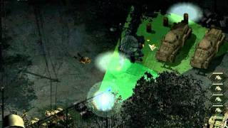 Commandos 3 Normandía 1: Destruye los suministros nazis [ESPAÑOL]