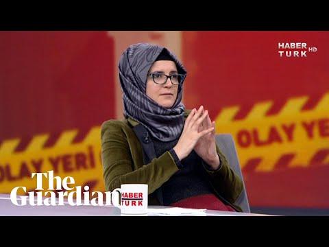 Fiancee says Jamal Khashoggi was worried about visiting Saudi consulate