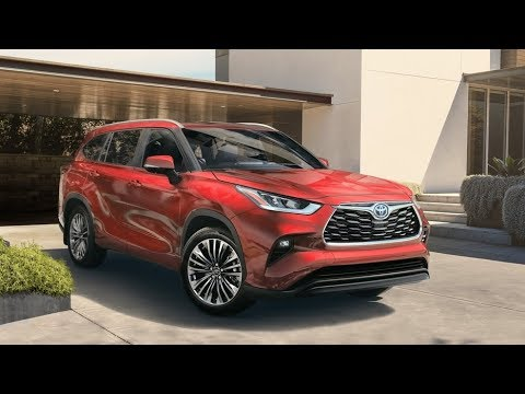 2020 TOYOTA HIGHLANDER Premium 8-Seater SUV India Launch Detailed Specifications