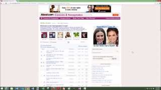 How to get 1000s of Free online votes with About.com vote exchange forums