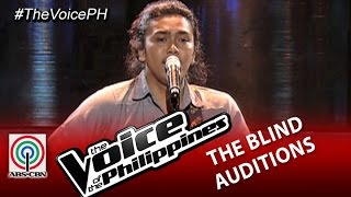 "Repeat youtube video The Voice of the Philippines Blind Audition  ""Mateo Singko"" by Rence Rapanot (Season 2)"