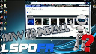 How to Install LSPDFR 1.0d (June 2015)