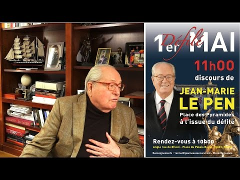 Journal de bord de Jean-Marie Le Pen n°466