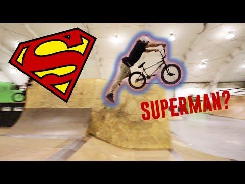 SUPER HERO AT MY SKATEPARK!