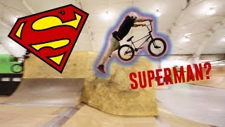 SUPER HERO AT MY SKATEPARK!