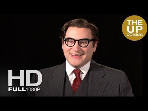 Michael Stuhlbarg interview on The Post, Steven Spielberg, Meryl Streep and Tom Hanks streaming vf