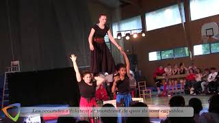 Fête de l'AS et de l'EPS - Lycée des Chaumes d'Avallon