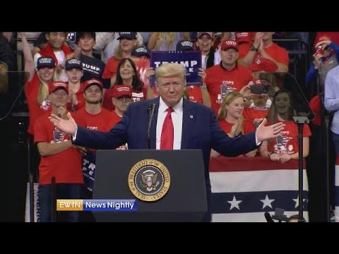 President Trump says Democrats will pay for their impeachment inquiry at the ballot box - EWTN News