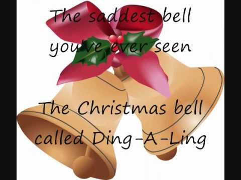 Ding-A-Ling The Christmas Bell - YouTube