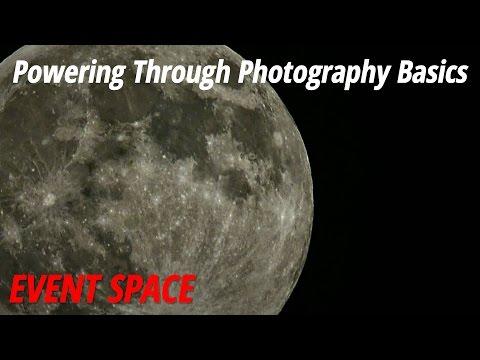 Powering Through Photography Basics