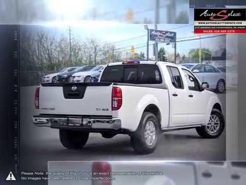 2014 Nissan Frontier | Auto Select Toronto | 1N6AD0FV0EN715220 14NFW41