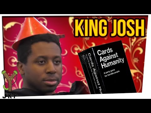 The King Of Horrible People? | Cards Against Humanity Ft. Bree
