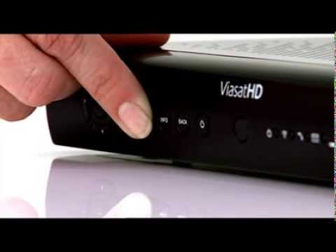 Viasat hd box problem