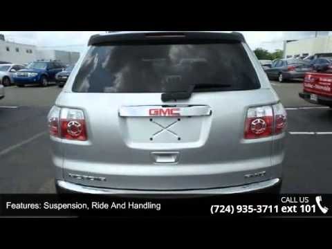 2012 GMC Acadia   Baierl Chevrolet   Wexford, PA 15090