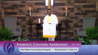 5/30/2021 Sunday Morning Worship at St. John's MCC